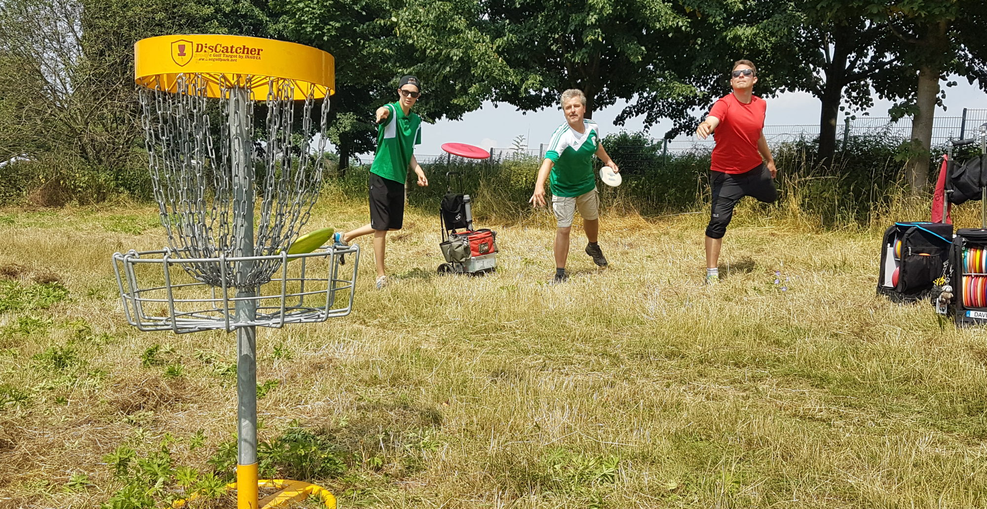 Disc golf in witten